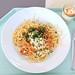 Spaghetti ai limone con ricotta