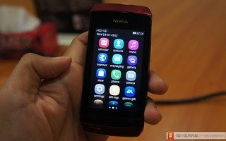 [Preview] Nokia Asha 305 | by Lowyat.NET