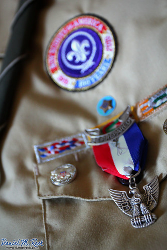 The Eagle Scout Award | by Daniel M. Reck