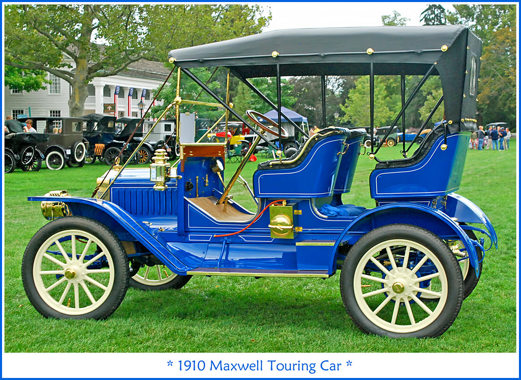 1910 maxwell touring car all of my classic car photos can flickr. Black Bedroom Furniture Sets. Home Design Ideas