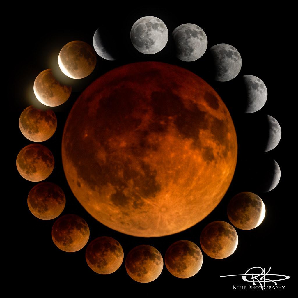 April 2014 Lunar Eclipse