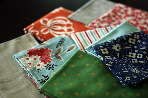 supporting fabrics