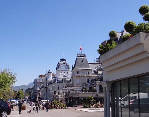 Evian Alte Therme