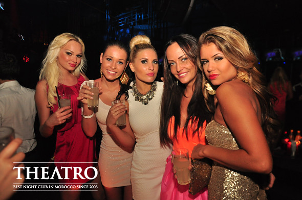 Club Theatro Marrakech by Theatro Marrakech