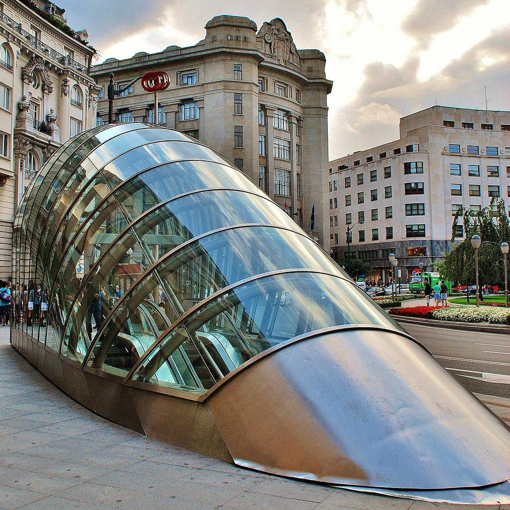 04 metro bilbao n foster 2126 - Arquitectos en bilbao ...
