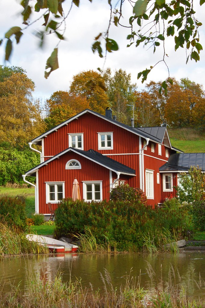 Porvoo Color House Finland Porvoo Color House Finland Flickr