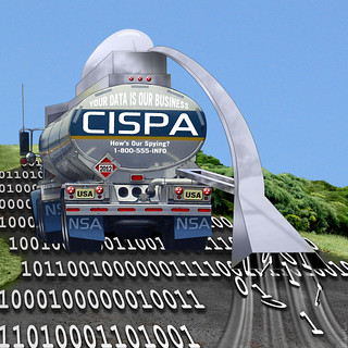 CISPA - The solution is the problem | by DonkeyHotey
