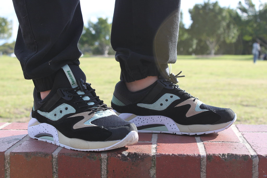 ... Saucony Grid 9000 x Sneaker Freaker Bushwacker Chonks78 ... 544727c22b