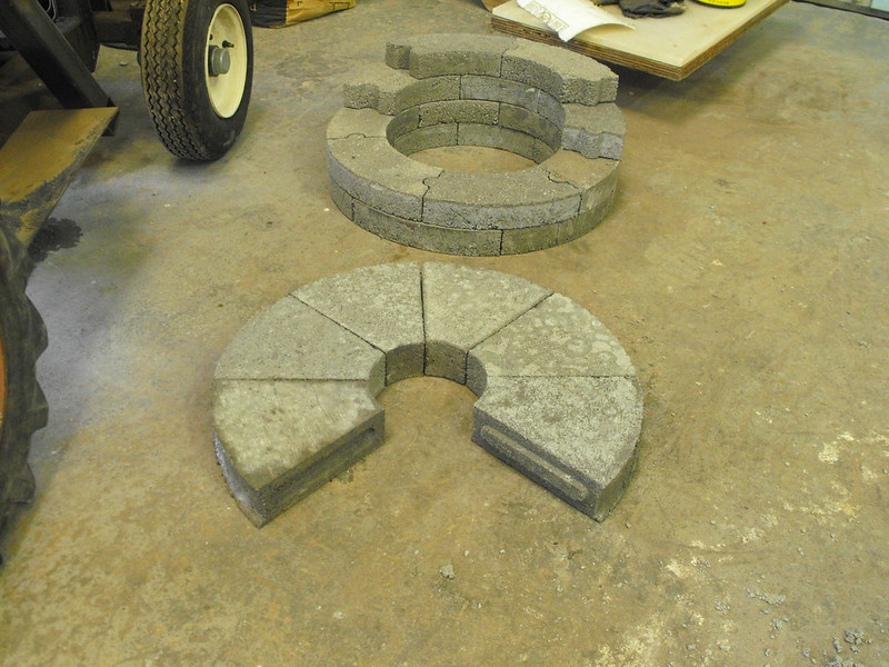 What to line metal foundry/furnace with?