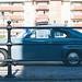 Day 216 - Happy (Vintage Volvo) Fence Friday