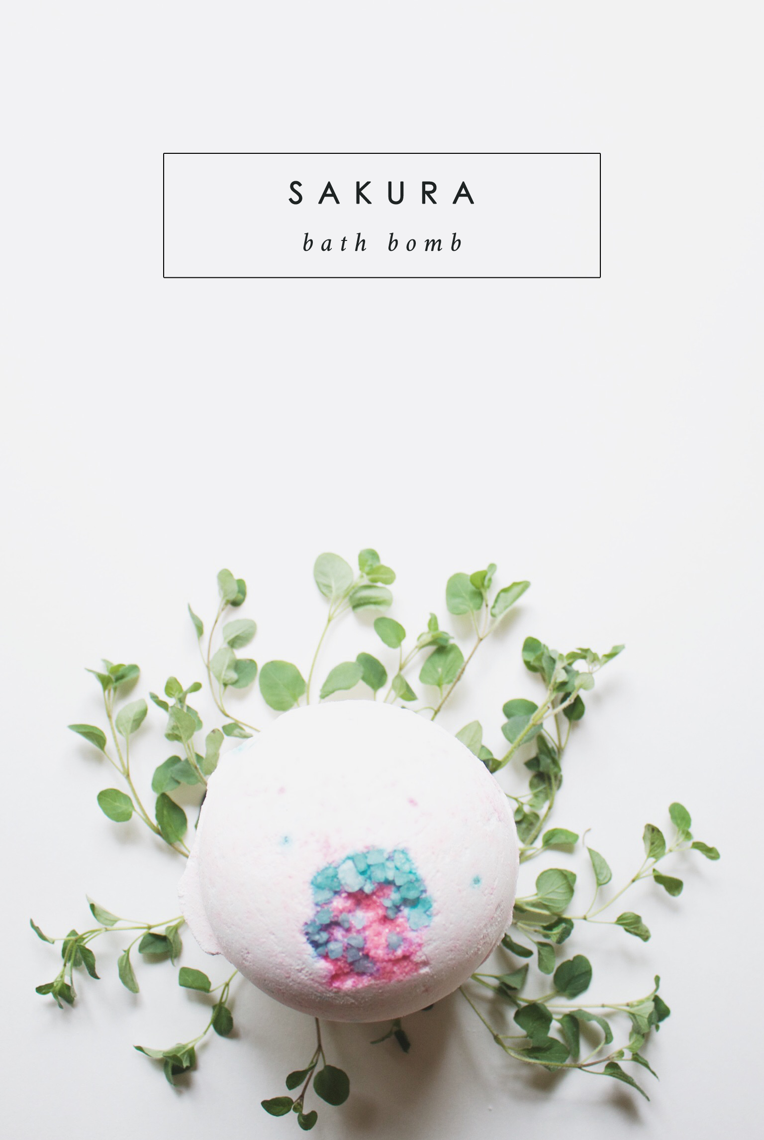 Sakura, Lush, Haul, Beauty, Bramble and Thorn