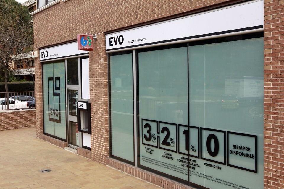 Oficina evo calle arturo soria 36 madrid evo banca - Evo bank oficinas ...