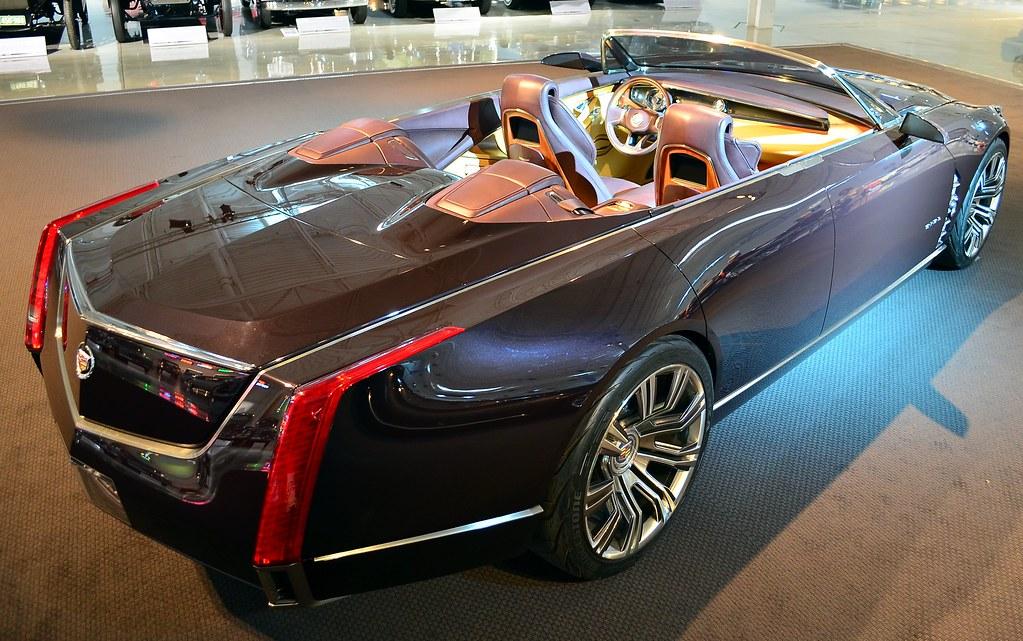 Cadillac Ciel concept | scott597 | Flickr