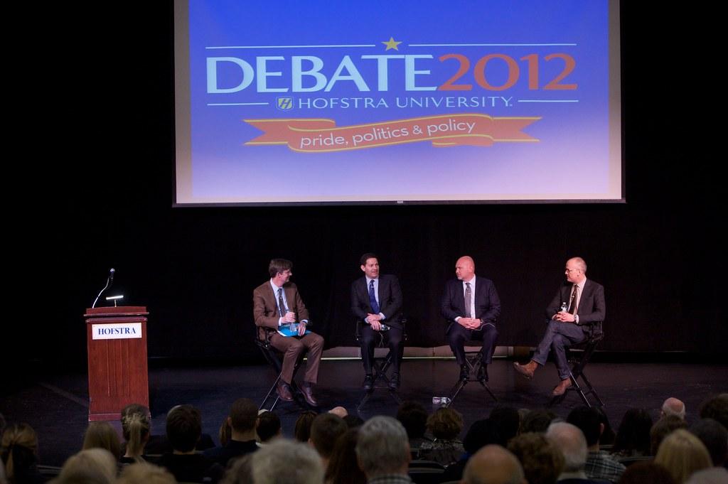 Game Change - Debate 2012 | 03/29/12, Hempstead. Hofstra ...
