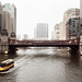 Chicago River Watertaxi