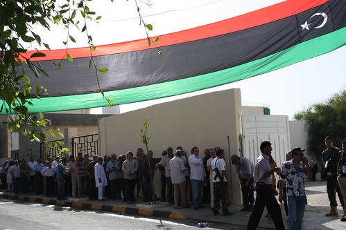 07.07.2012 - Libya GNC Elections- Voting Day | by United Nations Development Programme