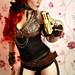 Sexy Steampunk Girl : Tink : Gun