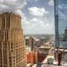 Dowotnwon Houston looking East - Esperson Roof