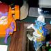 20120714 - yardsale booty - Modok, Smurfs - IMG_4605