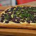Blueberry and goat cheese tart / Kitsejuustu-mustikapirukas