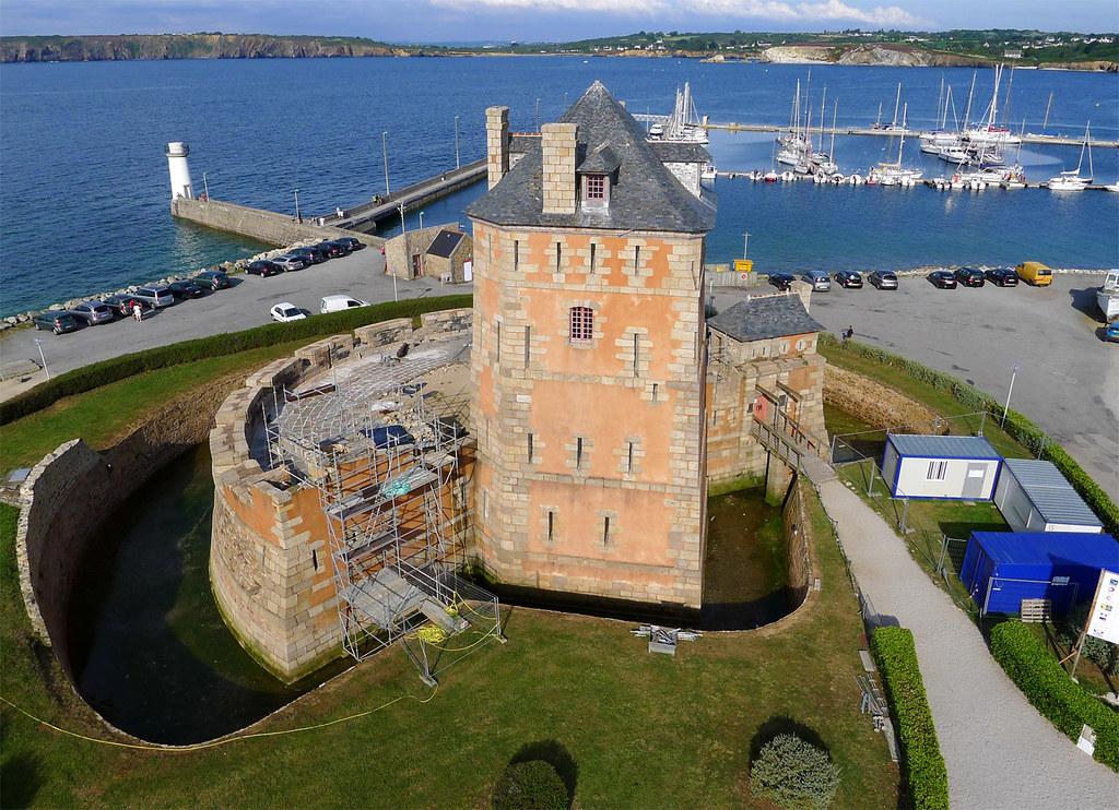 La tour vauban de camaret sur mer finist re fr la tour - Office du tourisme de camaret sur mer ...