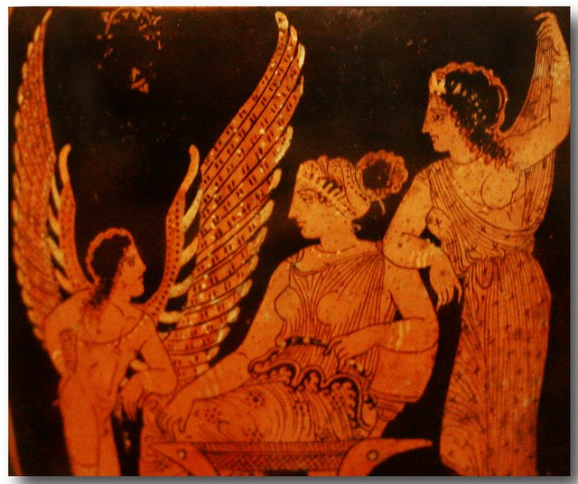 Ancient greek pottery decoration 11 flickr photo sharing for Ancient greek pottery decoration