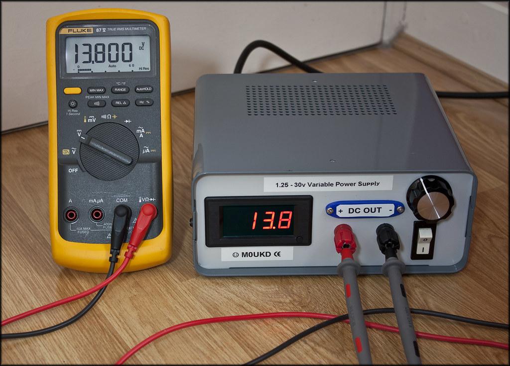 Homemade 30v Variable Bench Power Supply Flickr