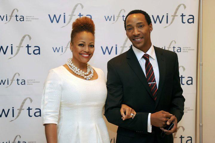 Kim Fields With Husband Christopher Morgan Wifta Dr