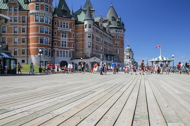 Hotel Terrabe Dufferin Quebec City