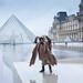 Lando en vacances à Paris