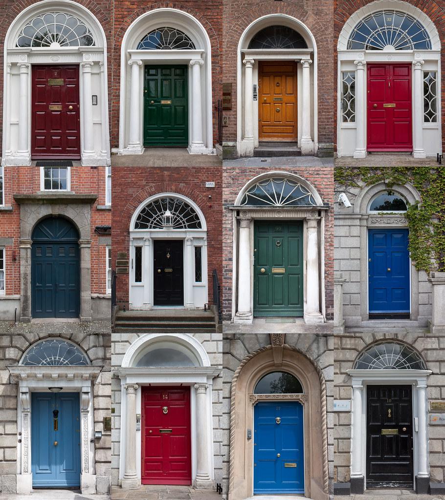 the doors of dublin