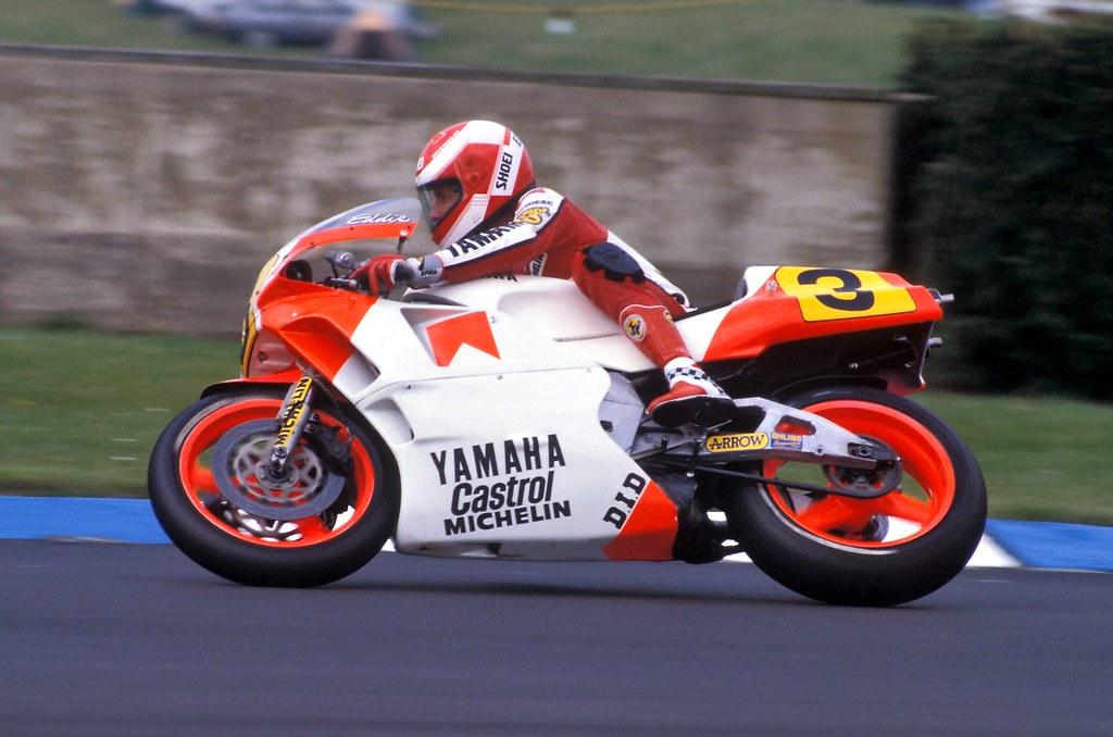 Eddie Lawson Yamaha