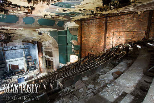 Death of the Downtown Movie House | by Sean  Posey