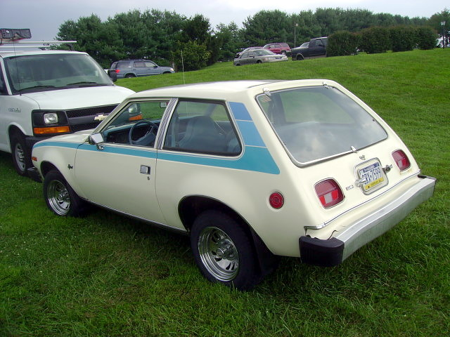 What Is Sedan Car >> 1980 AMC Spirit Sedan | The car's Gremlin heritage really sh… | Flickr
