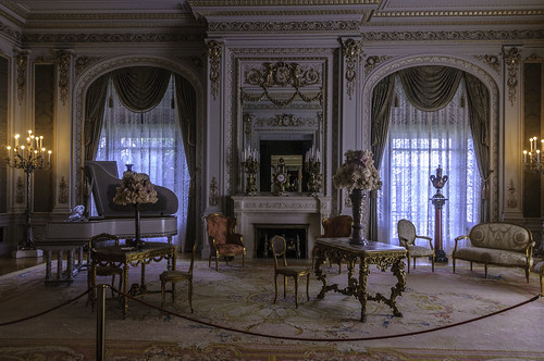 Original image of the Drawing Room at Whitehall