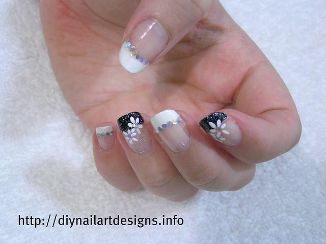 Painted Acrylic Nails Tumblr