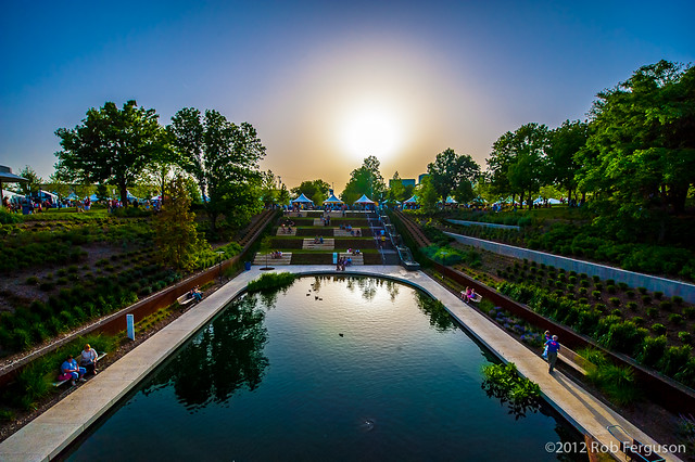 Myriad Gardens Flickr Photo Sharing
