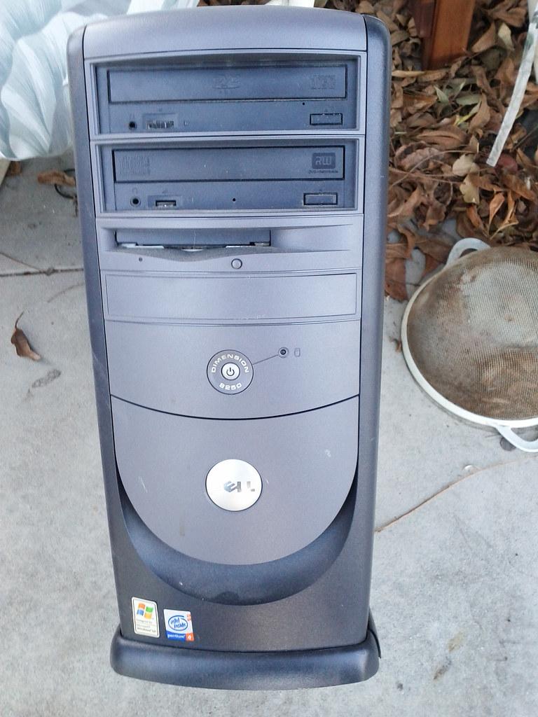 Offer Dead Pc Computer Tower Monrovia Dell Dimension