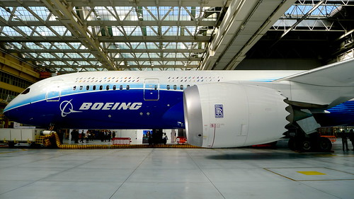 787 Dreamliner | by Martin Deutsch