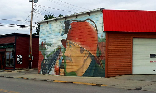 Miners Mural - Ely, Minnesota - 22/365 | by QuoinMonkey
