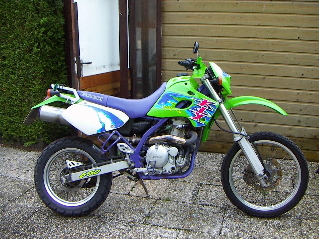 Kawasaki Klxr Battery