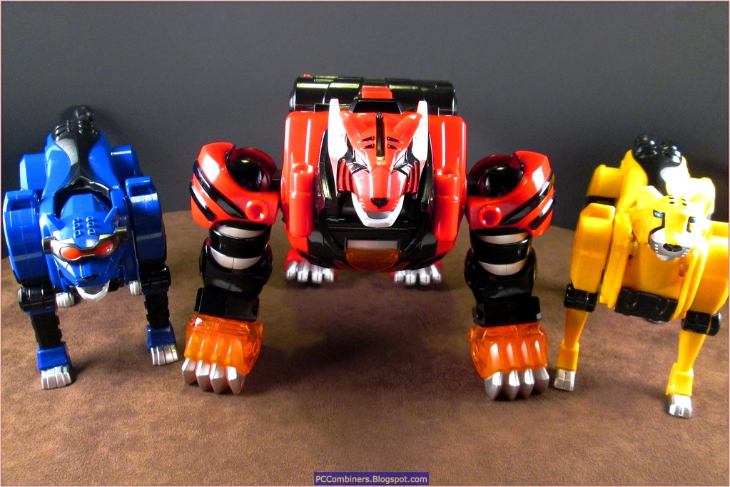 All sizes power rangers jungle fury zords flickr photo sharing photo all sizes voltagebd Image collections