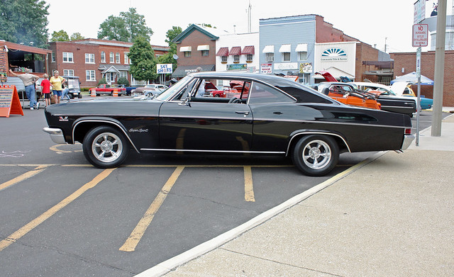 1966 chevrolet impala ss 427 sport coupe 4 of 10 flickr photo sharing. Black Bedroom Furniture Sets. Home Design Ideas