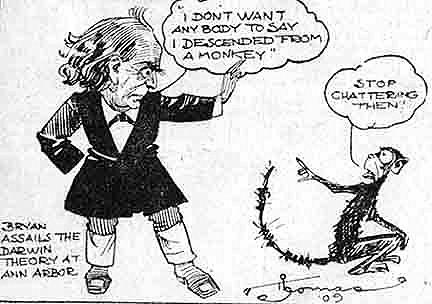 The Scopes Monkey Trial by Gregg Easterbrook - Beliefnet