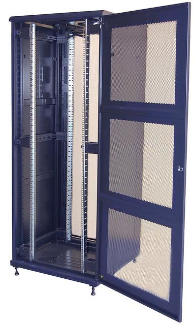 Adesivo Para Vaga De Deficiente ~ Armario rack 42U ancho 800 Vista trasera de armario rack u2026 Flickr Photo Sharing!