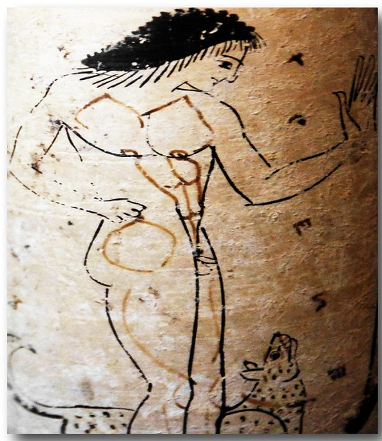 Ancient greek pottery decoration 168 flickr photo sharing for Ancient greek decoration