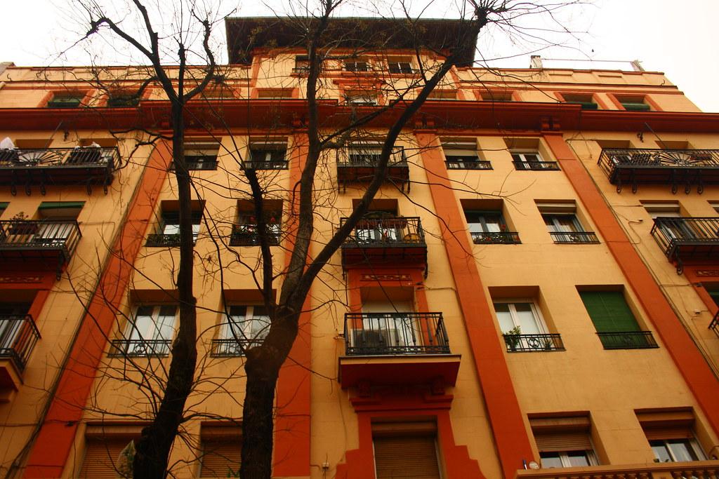 Calle Garcia De Paredes Madrid Madrid Bien Visto Mis Fotos De La