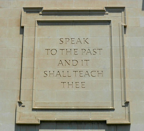 SPEAK TO THE PAST AND IT SHALL TEACH THEE | by ≈ ☼ ≈ giamarie≈ ☼ ≈