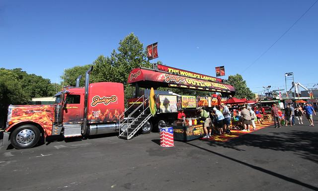 Outlaw Food Truck Tulsa