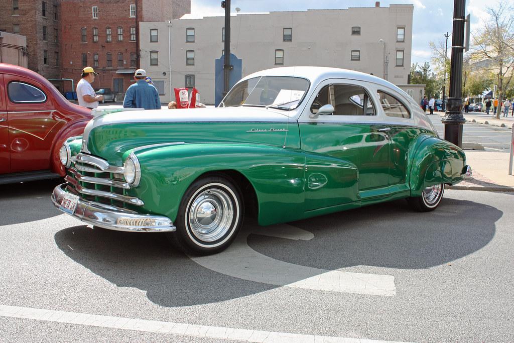 1948 Pontiac Streamliner Standard Quot Silver Streak Quot 2 Door S